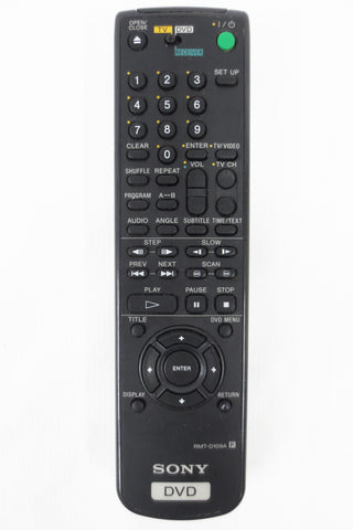 Genuine Sony RMT-D109A Remote Control for CD DVD Player DVP-S330