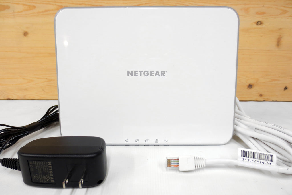 New Netgear Arlo Wireless Security Camera VMB3000 Base Station Unit Router with Cables