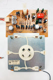 Vintage Turntable DC Direct Motor for Mitsubishi Logic Controlled LT Models, Fujiya DDM-522M-3
