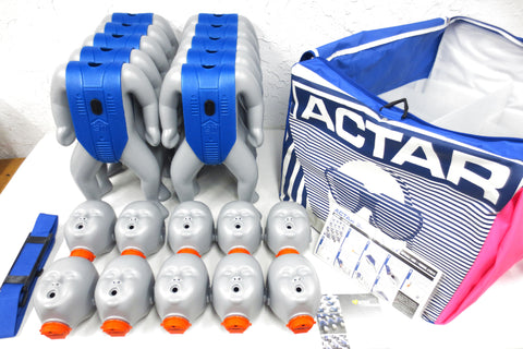 New Actar 911 Infantry Baby Complete 10 Pack Set, CPR Manikins, Rescue Dummies