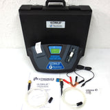 New Neutronics Ultima ID  Refrigerant Identifier Analyzer w/ Case, Manual, Hoses