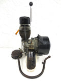 Vintage 1962 Solex Velosolex Scooter Moped 2200 Complete Motor and Exhaust 49CC