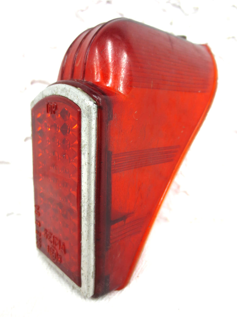 Vintage 1962 Solex Velosolex Scooter Moped 2200 Rear Light Cover, Red Seima