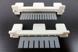 2 Fixed Height Gel Tray Combs for Bio-Rad Sub Cell GT Mini Electrophoresis Unit