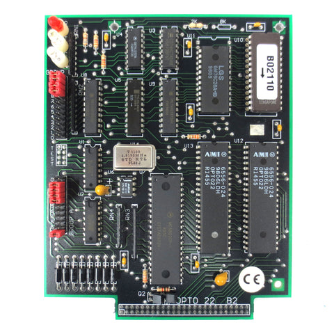 New Opto 22 B2 Analog Brain Board PC Circuit Card, 22B2