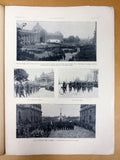 Antique 1916 WWI Paris Newspaper L'Illustration, Battle of Verdun, War Generals
