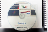 Acuity 4.0 Microarray Medical Lab Software CD, User Manuals, Molecular Devices