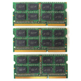 New 6GB 3x2GB Apple Memory RAM by Micron for MacBook DDR3 1066MHz PC3-8500S-7-10