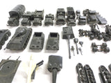 Lot of DBGM ROCO WWII Army Military Mini Tanks & Truck Parts, Toy Models Austria