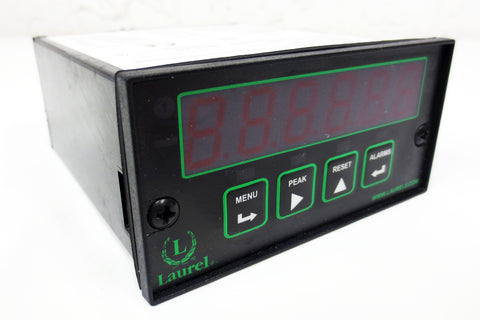 Laurel Electronics Panel Meter Controller Model L60103FR, 85-264Vac, 90-370Vdc, 4 W