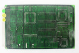 Gespac Dual Serial Interface Board Circuit Card GESSBS-6A, SBS-6AH256, SN 205905