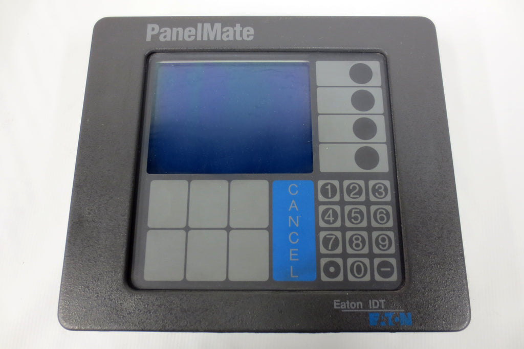 PanelMate 1000 Operator Interface 8 Pages 92-00756-02 by Eaton IDT Cutler-Hammer