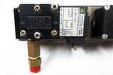 VAT UHV Pneumatic Gate Valve Actuator Mod. 01028-KE44-0004/4 with MAC N-7557
