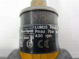 "Atlas Copco 1/4"" Air Pneumatic Screwdriver 430 RPM LUM 25 PR05-P FWD/REV"