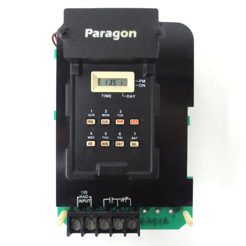 Paragon Electronic Time Control EC11 Circuit Card, 24hrs/7days, 9V Battery