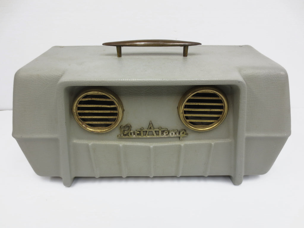 Vintage 1960's Portable Air Conditioning Unit, Vintage Camper Fan, Freon Caniste