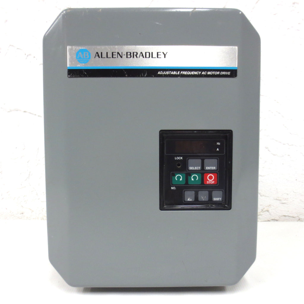 Allen Bradley Bulletin 1333-YAA Series D Adjustable Frequency AC Drive 3PH 230V