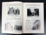 Vintage 1949 Photo Book on Montreal's Sherbrooke Street Signed by Author Kittson