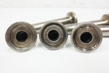 "3 Stainless Steel 90° Elbow Vacuum Fittings 1"" Flange to Flange, 3"" Long"