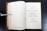 Antique 1820 New Edition History of Lady Julia Mandeville and Nature & Art by Mrs. Inchbald