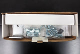 New Commercial Dorex Door Closer 4001AL Multi Size 1-6 Power Adjust, Back Check
