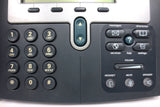 Cisco IP Phone 7900 Series 7962 CP-7962G w/ Footstand, Handset and Manual