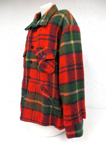 Mens Padded Shirt Thick Lumberjack Work Checked Hooded Fleece Sherpa Lined Large Black Checkered
