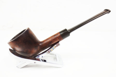"Vintage Savinelli Extra S Estate Tobacco Pipe, Straight, 5 1/2"" Long, 1.5"" Tall Bowl"