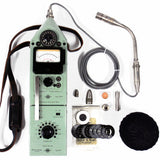 Bruel & Kjaer Sound Level Meter 2204, Octave Filter 1613 and 11+ Microphone Accs.