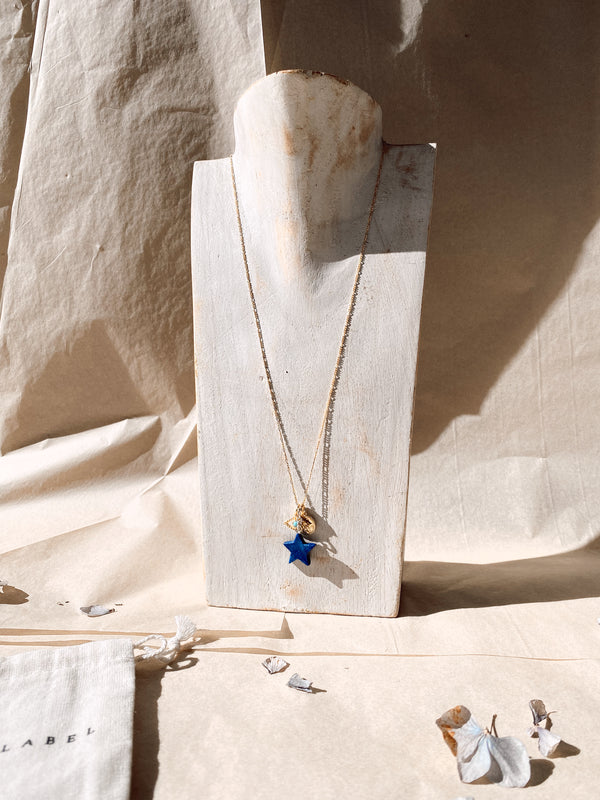 The Divine Guidance Necklace - Gold Plated
