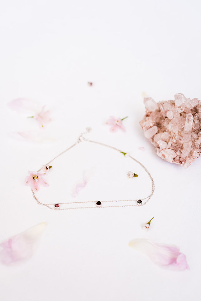 The Star Crossed Lovers Choker