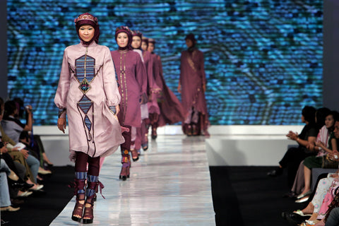The Rise of South East Asian Islamic fashion