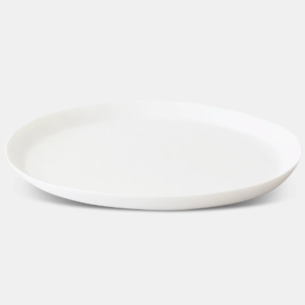 Tina Frey - XL Round Sculpted Tray