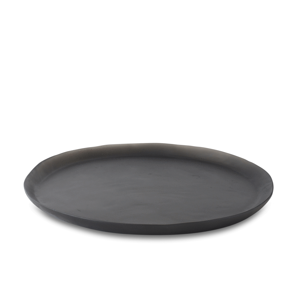 Tina Frey - Large Round Sculpted Tray