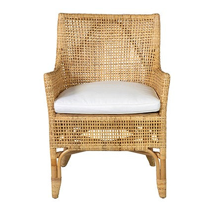 JE Honey Weave Arm Chair