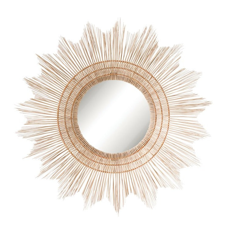 Sunburst Wall Mirror