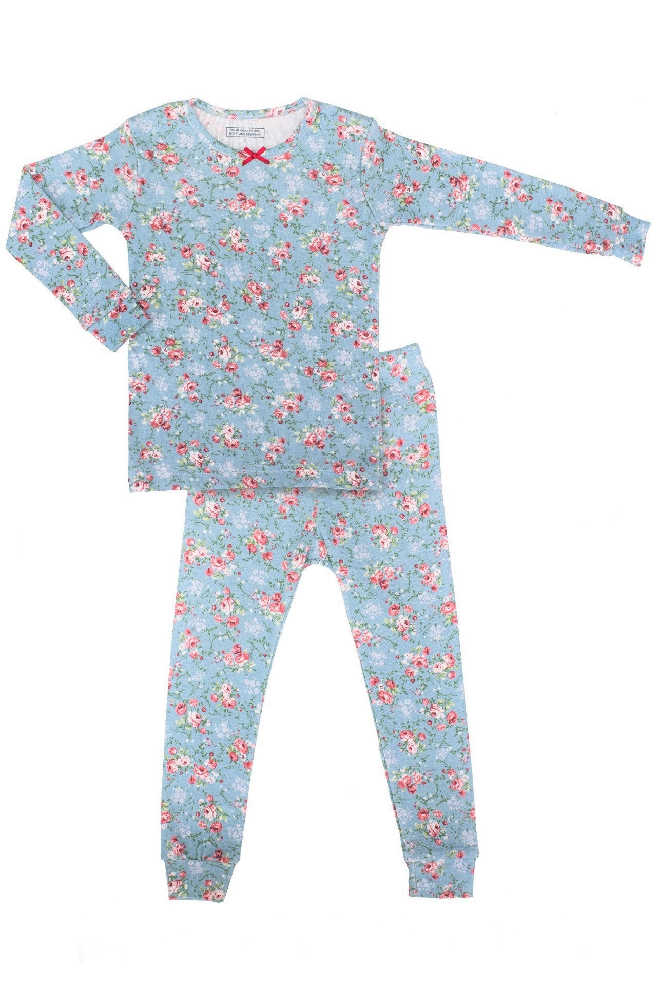 20s Cotton Count - Medium Warmth Pajamas - Isabella