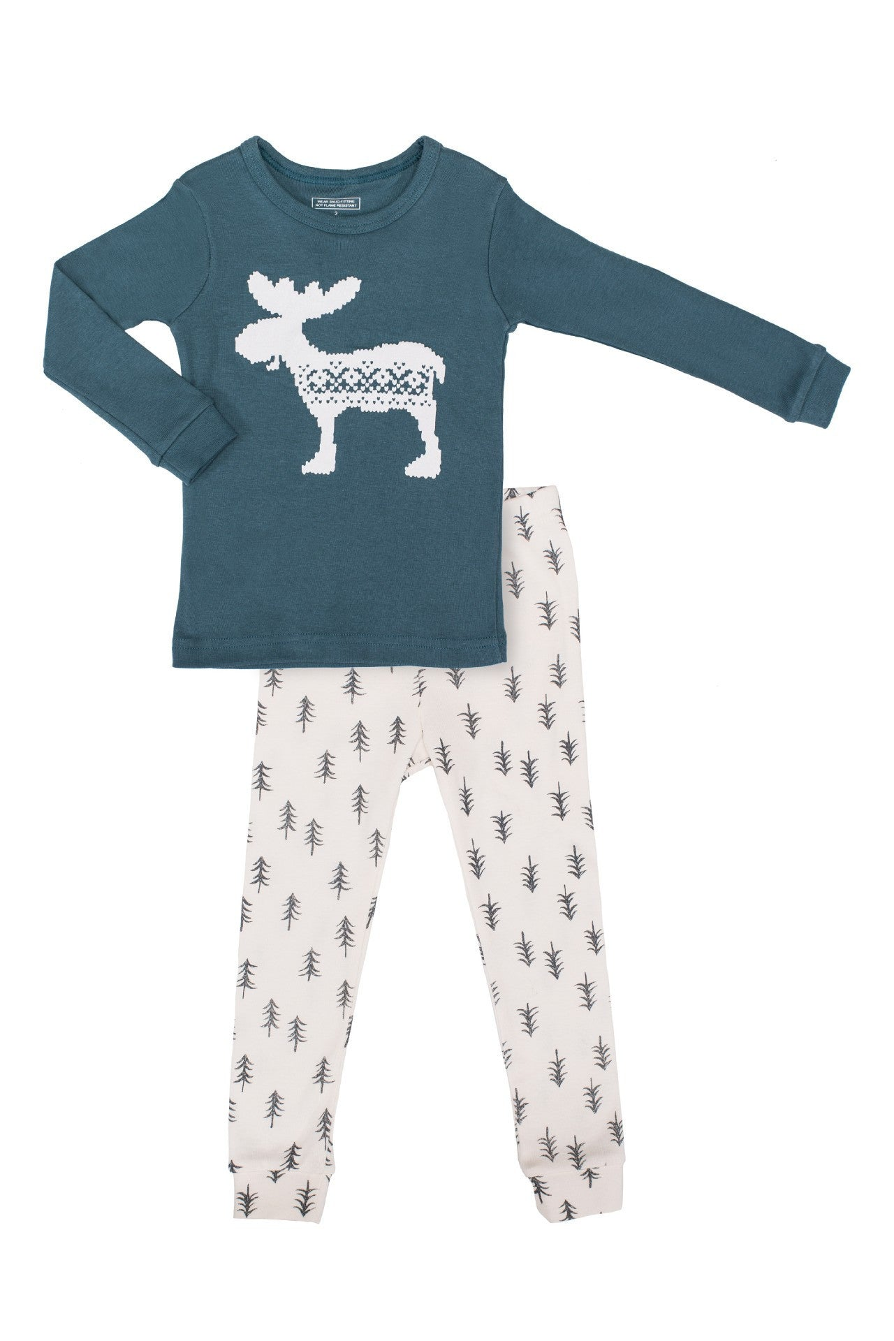 30s Cotton Count - Lightest Pajamas - Holey Moose!