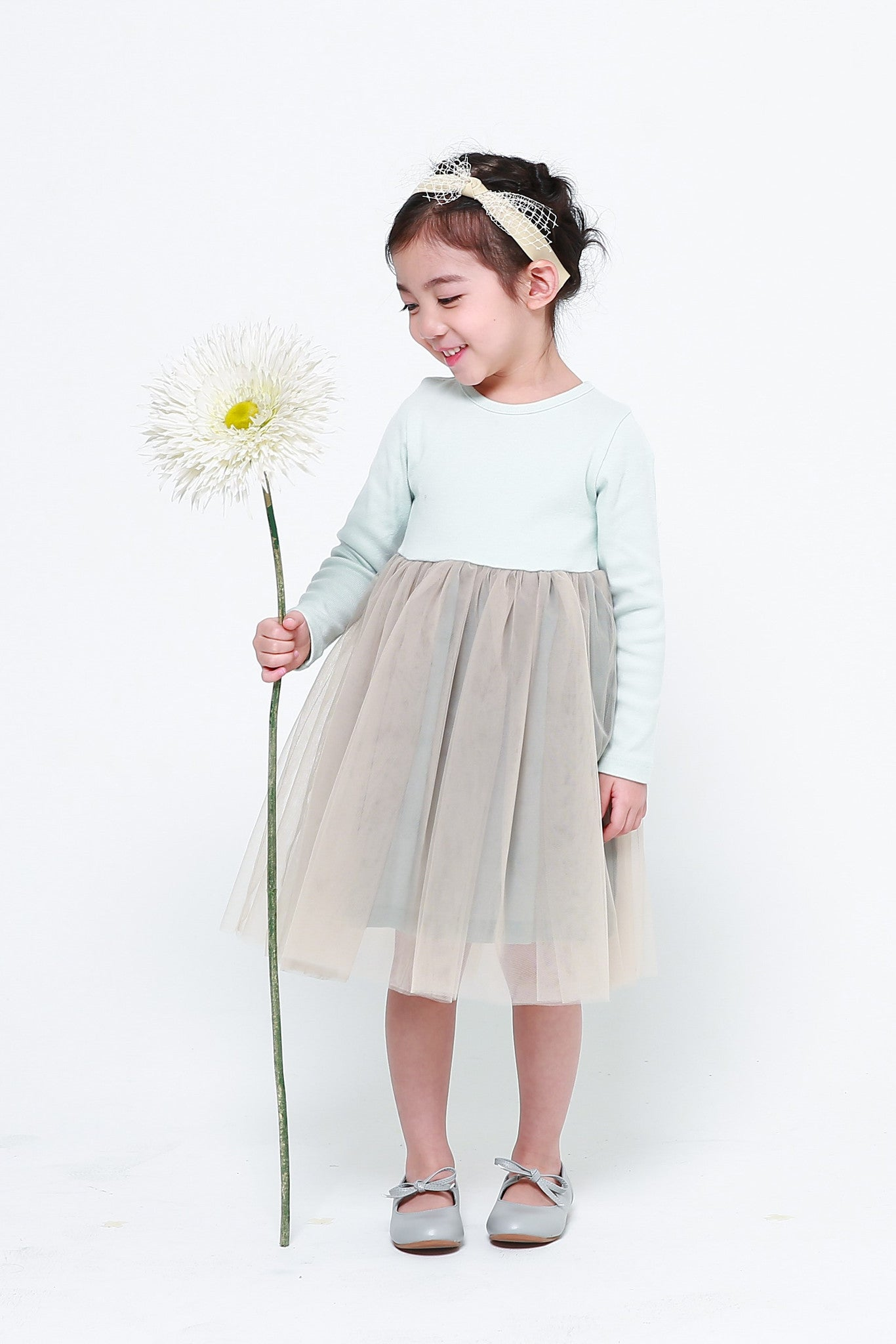 Dresses - Lisa Baby Doll Tutu Dress Mint