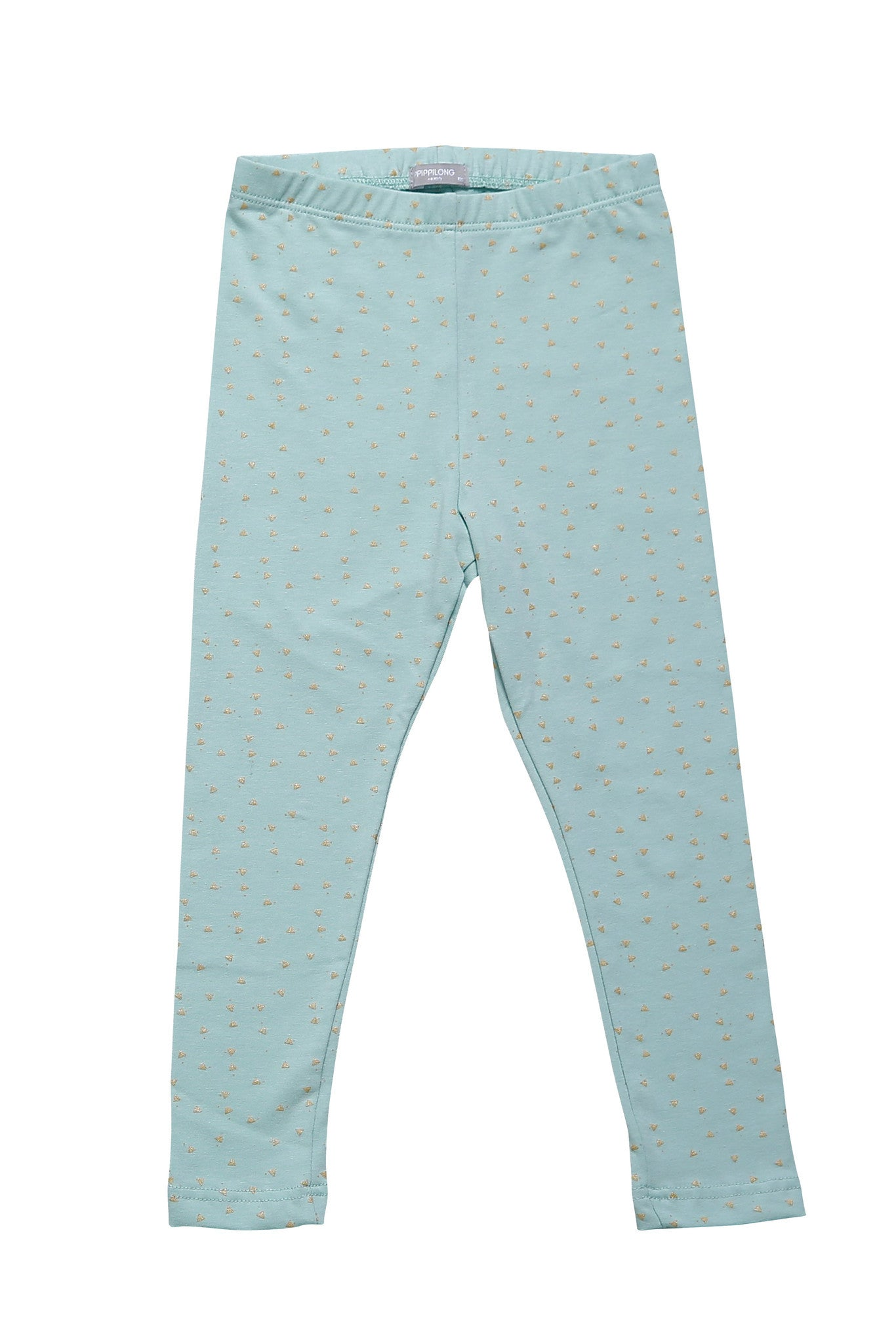 Leggings - Girls Essentials Mint Twinkle Leggings