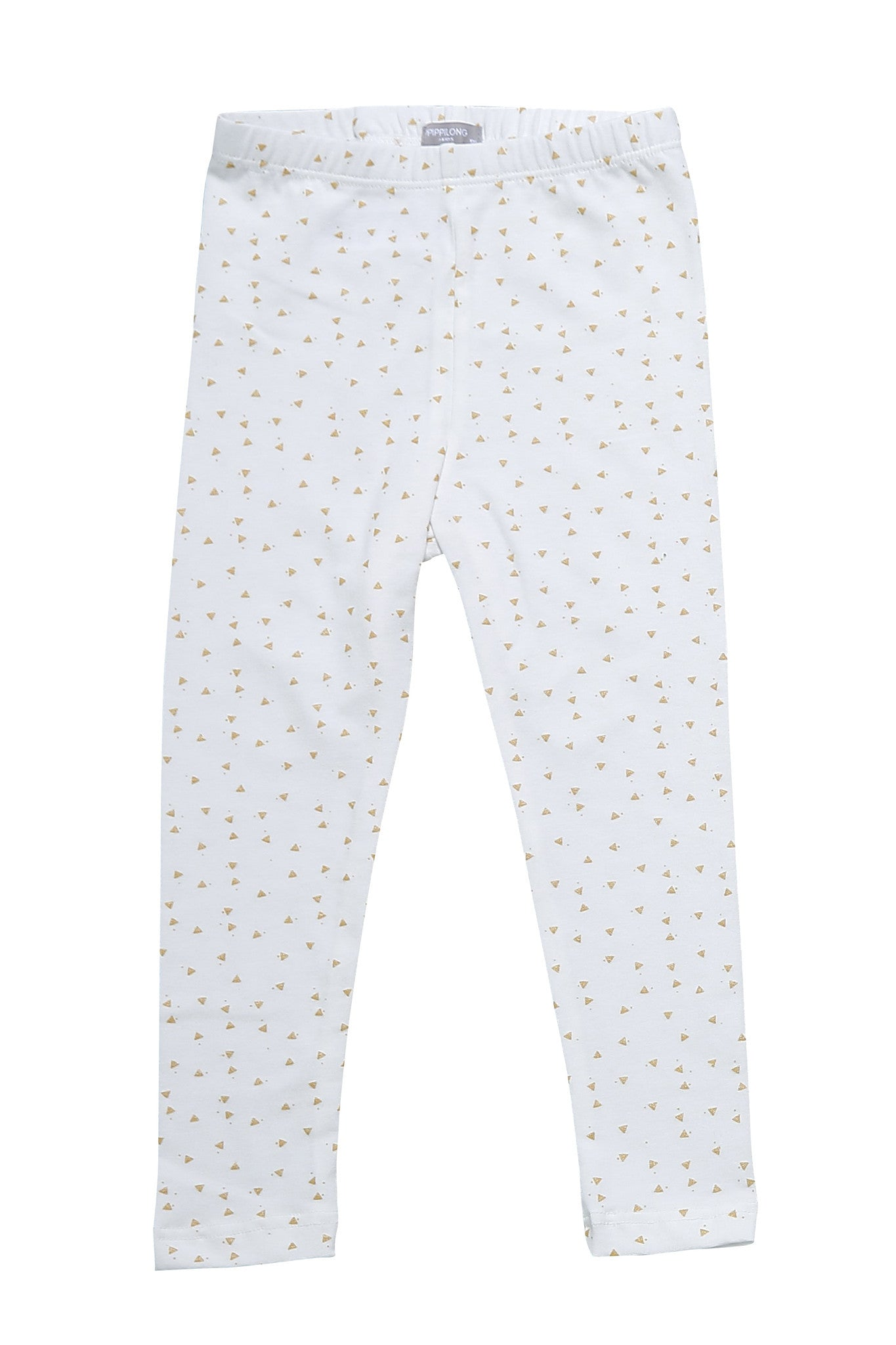 Leggings - Girls Essentials White Twinkle Leggings
