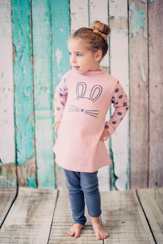 Urban Wear - Bunnykin (Sizes 2-4)