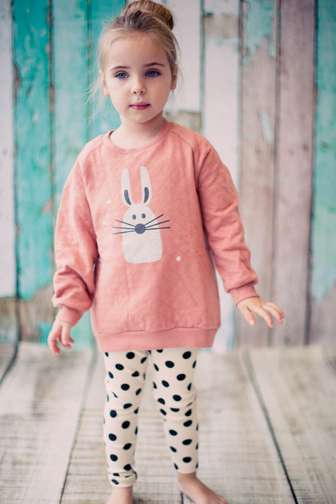Urban Wear - Petite Bunny (Sizes 2-6)
