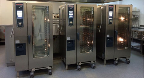Mr Chop Rational Combi Ovens