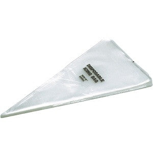 "Icing Bag-Disposable 18"" 100 Pack"
