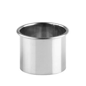Cutter-Plain-Stainless Steel 90mm