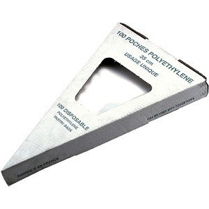 Disposable Pastry Bag-100/Pack 425X240mm