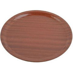 Wood/Pizza Tray Round - Mahogany