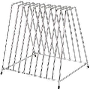 Rack For Cutting Boards 10-Slot