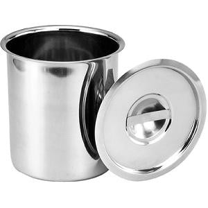 Cannister- Stainless Steel 1.0Lt